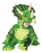Green Triceratops Toddler Costume