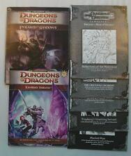 Dungeons & Dragons - Various Adventure Modules - Wizards / RPGA - Multi-Listing