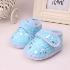 New Non-Slip Newborn Infant Baby Toddler Soft bottom Shoes 3 Colors Girls Boys