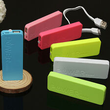 Portable 6000mAh Ultra-thin Battery Charger Backup Power Bank for iPhone 5 5s 6