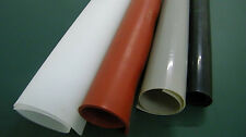 """500X500MM (20""""X20"""") Silicone Rubber Sheet Plate Mat High Temp Commercial Grade"""