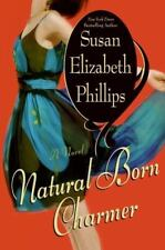 Natural Born Charmer No. 7 by Susan Elizabeth Phillips (2007, Hardcover) PB