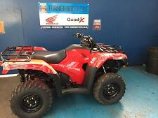 Honda TRX420 FA6 2016 MODEL AUTOMATIC IRS QUAD ATV NEW