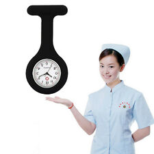 FDS Silicone Gel Nurses Pocket Fob Watch Infection Control Machine Washable