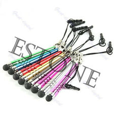 Lot Stylus Mini Touch Screen Pen Fr Apple iPhone 4S 3GS 4G iPod Touch iPad 2 3rd