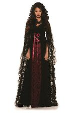 Midnight Mist Seductress Adult Womens Costume