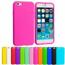 Candy Soft Silicone Gel TPU Ultra-thin Skin Case Cover Shell for iPhone 6 6s 4.7