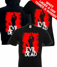 Evil Dead Ash Retro Horror Movie T Shirt