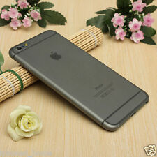 "Transparent Grey Matte Frosted (0.3mm)Thin Hard Case For iPhone 6/6s PLUS (5.5"")"