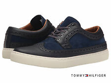 NWB Tommy Hilfiger Men's Fashion Sneakers Athletic Sport Comfort Shoes Casual