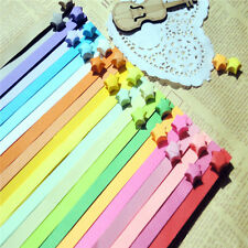 Fashion colored paper Folding Kit Lucky Star Origami Wish Star Origami Paper