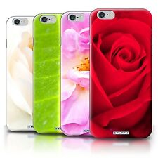 STUFF4 Back Case/Cover/Skin for Apple iPhone 6S+/Plus/Floral Garden Flowers