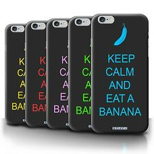 STUFF4 Back Case/Cover/Skin for Apple iPhone 6S+/Plus/Keep Calm