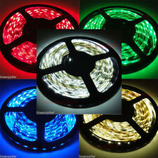 Red/Blue/Green/ Cool/Warm White SMD 3528 Led Strip Lights Xmas Tape 5M 300Leds