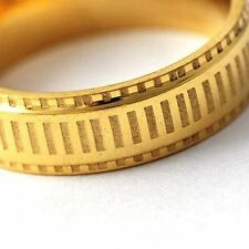 vintage Womens Mens 14k gold filled ring size 8-12 wholesale jewelry lots