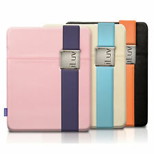 iLuv ICC805 Casual fabric case with band clip For iPad NEW,FREE SHIPPING