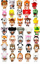 Fashion Cartoon Animal Winter Hat Fluffy Plush hat Warm Cap Perfect Gift Unisex