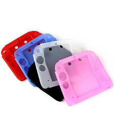 Flexible Soft Silicone Gel Bumper Skin Case Cover for Nintendo 2DS New