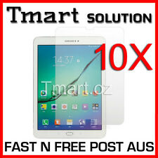 "Tempered Glass & Clear & Matte Screen Protector Samsung Galaxy Tab S2 8.0"" 9.7"""