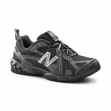 New Balance SureGrip Mens 573 SG Black/Gray Trail Off-Road Athletic Work Shoes