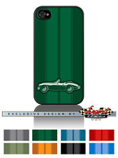 "Austin Healey 3000 MKIII convertible ""Stripes"" Phone Case iPhone Samsung Galaxy"