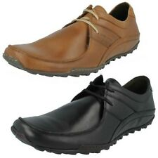 Mens Base London Casual Leather Shoes Spring Excel