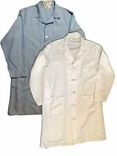 Best Textile Work Uniform Men's Light Blue / White Lab Coat style 11380800