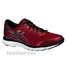 Shoes Asics Gel Zaraca 4 T5K3N 2699 man running Bordeaux mesh casual moda
