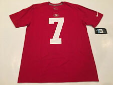 Colin Kaepernick San Francisco 49'ers 49ers NFL Jersey NEW Faux Stiching Look