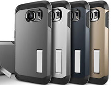 For Samsung Galaxy S7 S6 /edge Shockproof Dirt Dust Proof Hard Matte Cover Case