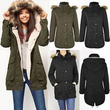 Parka Coats Womens Photo Album - Reikian