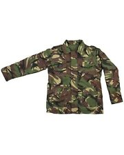 KIDS ARMY WINTER JACKET - NEW - DPM CAMO - ALL SIZES - COMBAT JACKET - COAT