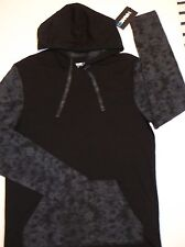 Tony Hawk Light Hoodie Sweatshirt~BLACK & Gray~Skateboard~3 Sizes~FREE Shipping