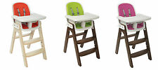 OXO tot Sprout High Chair baby feeding Chair 3 levels adjustable Extended Use