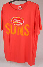 Official AFL Gold Coast Suns Mens Tee Size L