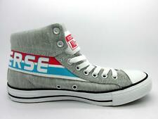 CONVERSE CT BAND MID Grey Textile Trainers 143885F