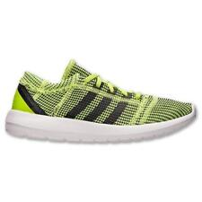 Womens ADIDAS ELEMENT REFINE TRICOT W Lime Running Trainers M21533