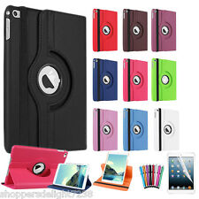 Best Smart Leather Case Cover For Apple iPad mini 3- 2 -1