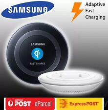 GENUINE Samsung Wireless Charging Pad FAST Charger QI Galaxy S6/Note 5/Edge Plus