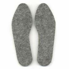 1 PAIR MENS, WOMENS THERMAL INNER INSOLES SOLES BOOTS SHOES SLIPPERS FOOTWEAR