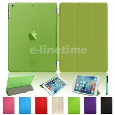 BESDATA Slim-Fit Magnetic Leather Smart Cover Back Case for iPad mini/Air/Pro
