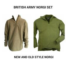 BRITISH ARMY MTP AND OLD STYLE NORGI BUNDLE DEAL X 2 / LONG SLEEVE -  GRADE 1