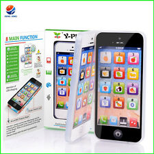 Kids YPhone Music Mobile Phone Learning 123 Educational Study Toy 2Color