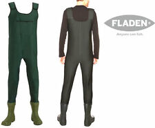 Neoprene Chest Waders Coarse Fly Carp Fishing -  Various Sizes - FLNEO