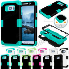 Rugged Heavy Duty Soft Silicone Shockproof Case Skin For Samsung Galaxy S & Note