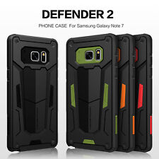 UK Nillkin Defender2 Shockproof Hybrid Armor Hard Case for iPhone 6 6s+
