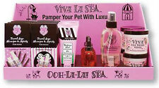 Viva La Dog Spa Facial Dog Products - Pamper your dogs Wipes Shampoo and Spritz