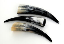 CLASSY COW HORNS 20cm - 50cm CATTLE BULL POLISHED DRINKING