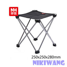 Folding Chair Outdoor Camping Fishing Picnic Portable Stool Chair With Bag