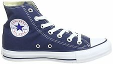 GENUINE unisex CONVERSE CHUCK TAYLOR ALL STARS HI-TOPS. NAVY